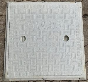 FRP Ecolite Manhole Cover